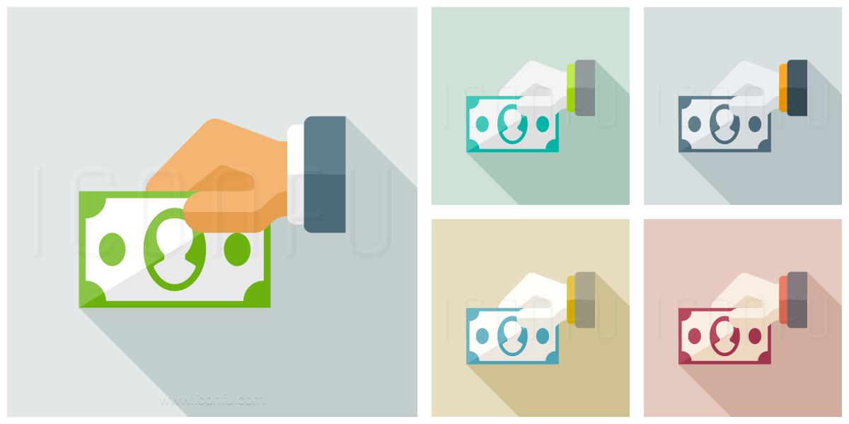 Withdraw Money Icon
