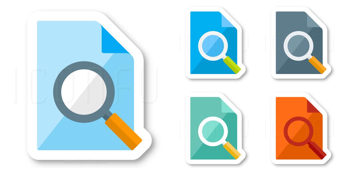 Document View Icon