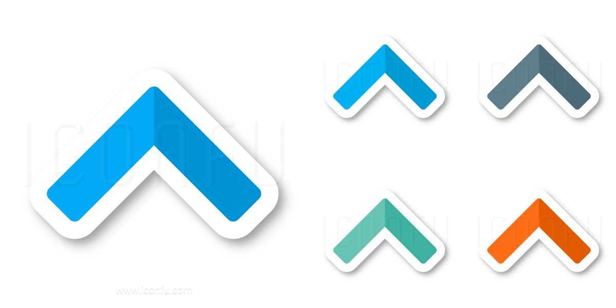 Navigate Up Icon