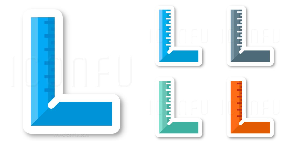 Precision Square Icon