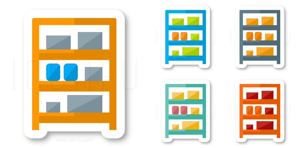 Shelf Full Icon