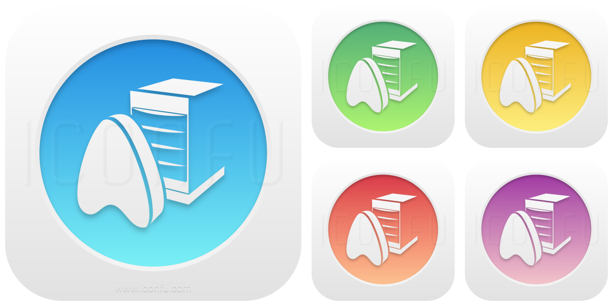 Application Server Icon