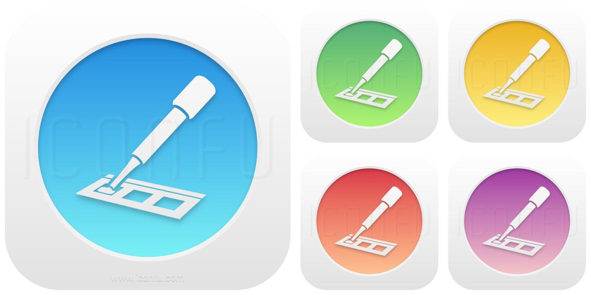 Pipette Test Icon