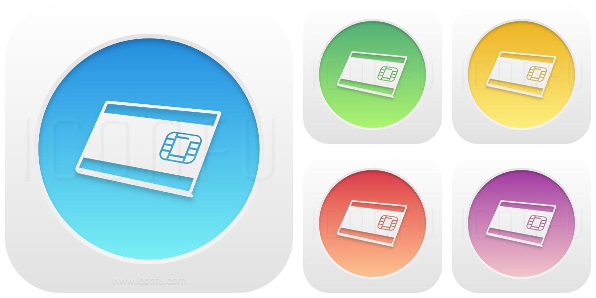 Smartcard Icon
