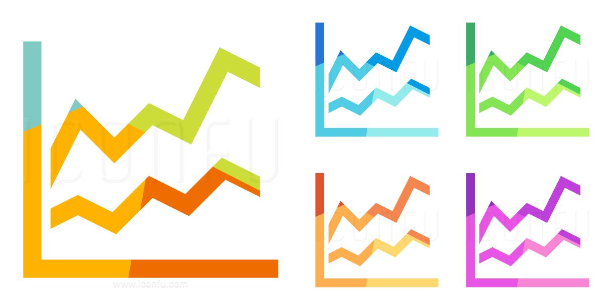 Chart Line Icon
