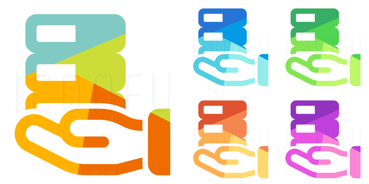 Data Shared Icon