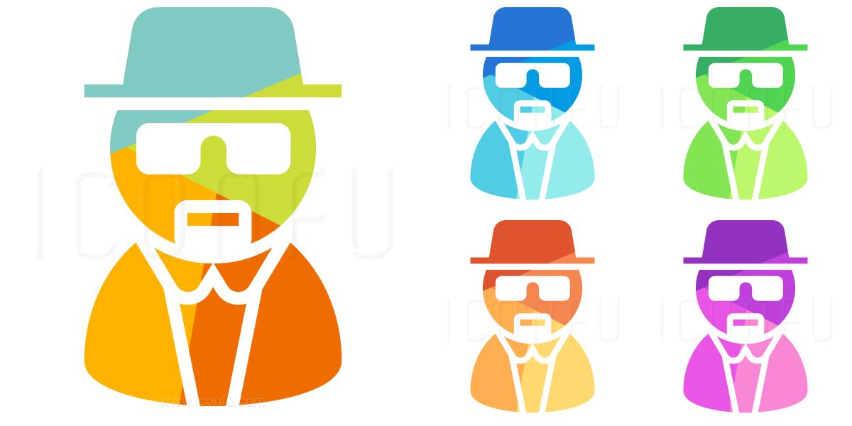 Dude Hat Icon