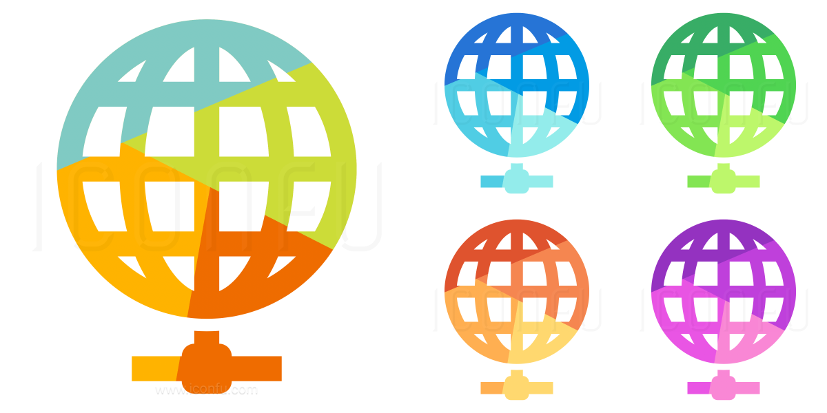 Environment Network Icon