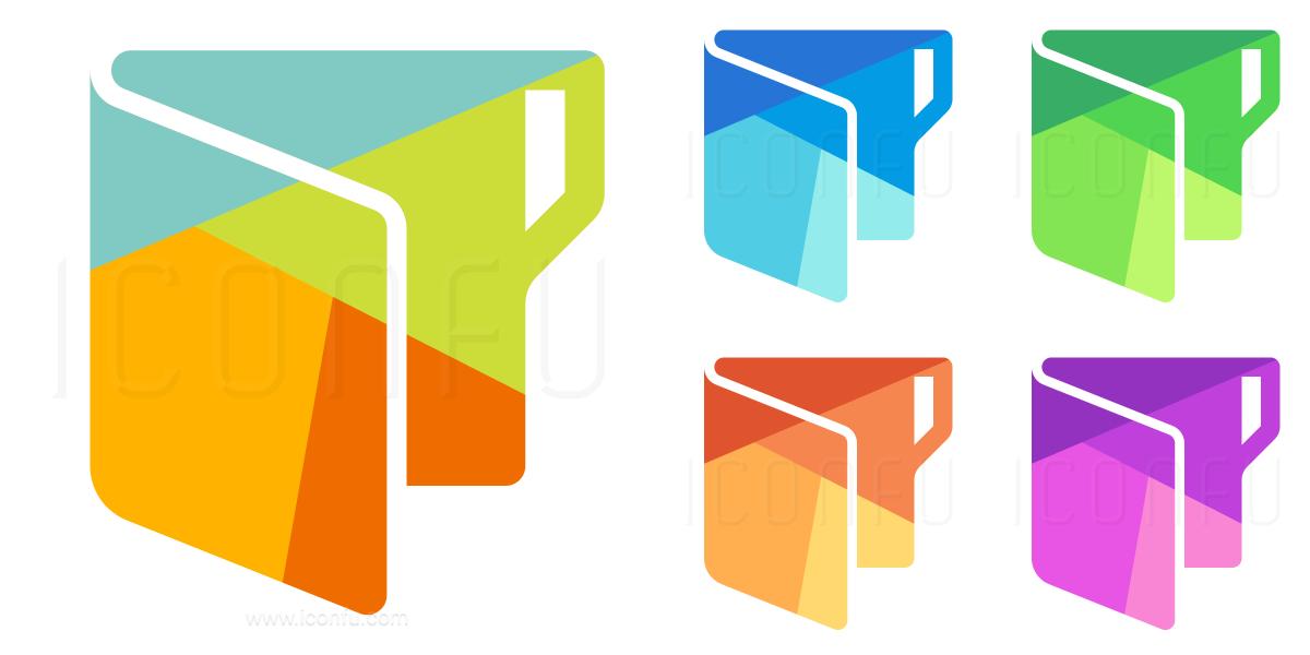 Folder Vertical Icon