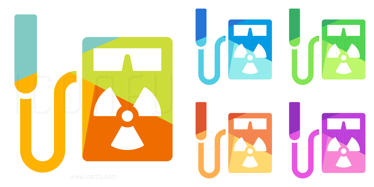 Geiger Counter Icon
