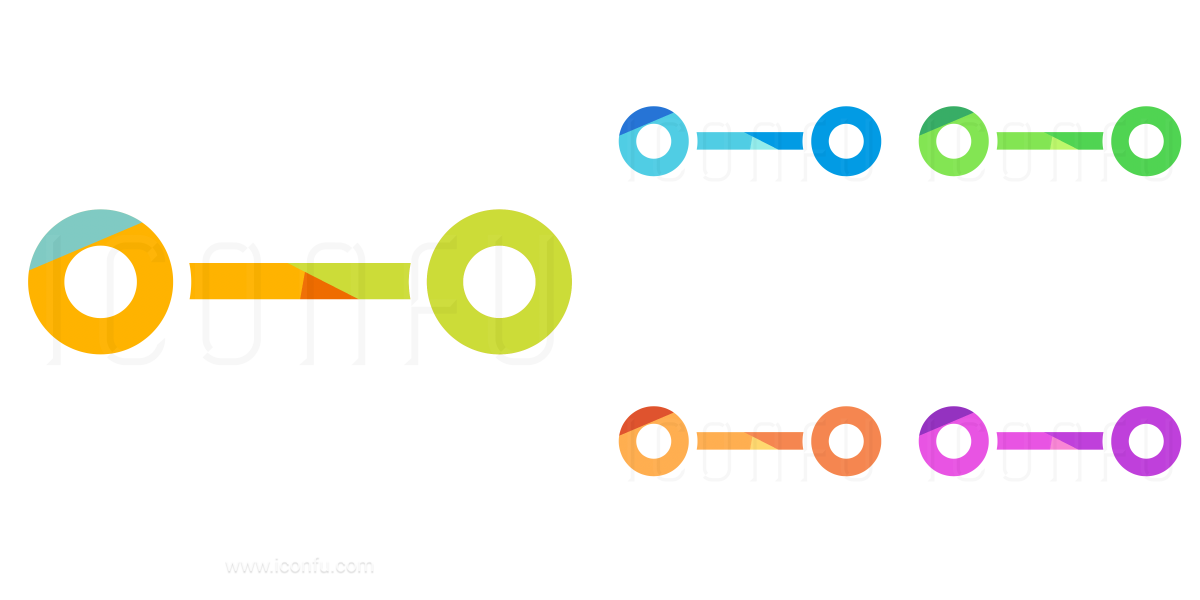Graph Connection Icon