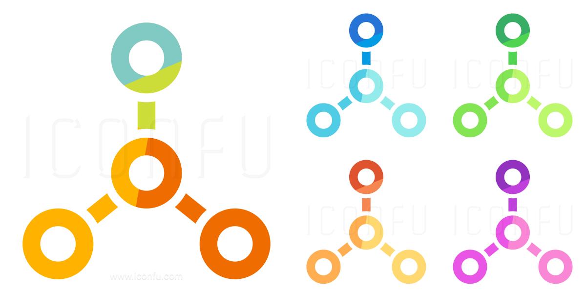Graph Star Icon