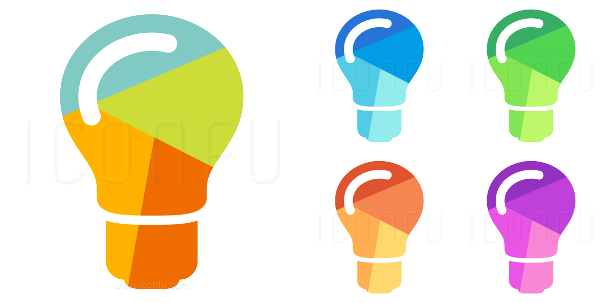Lightbulb On Icon