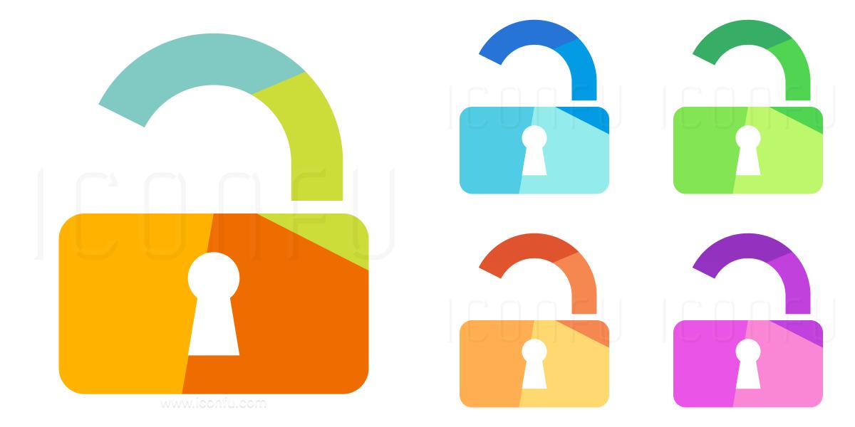 Lock Open Icon