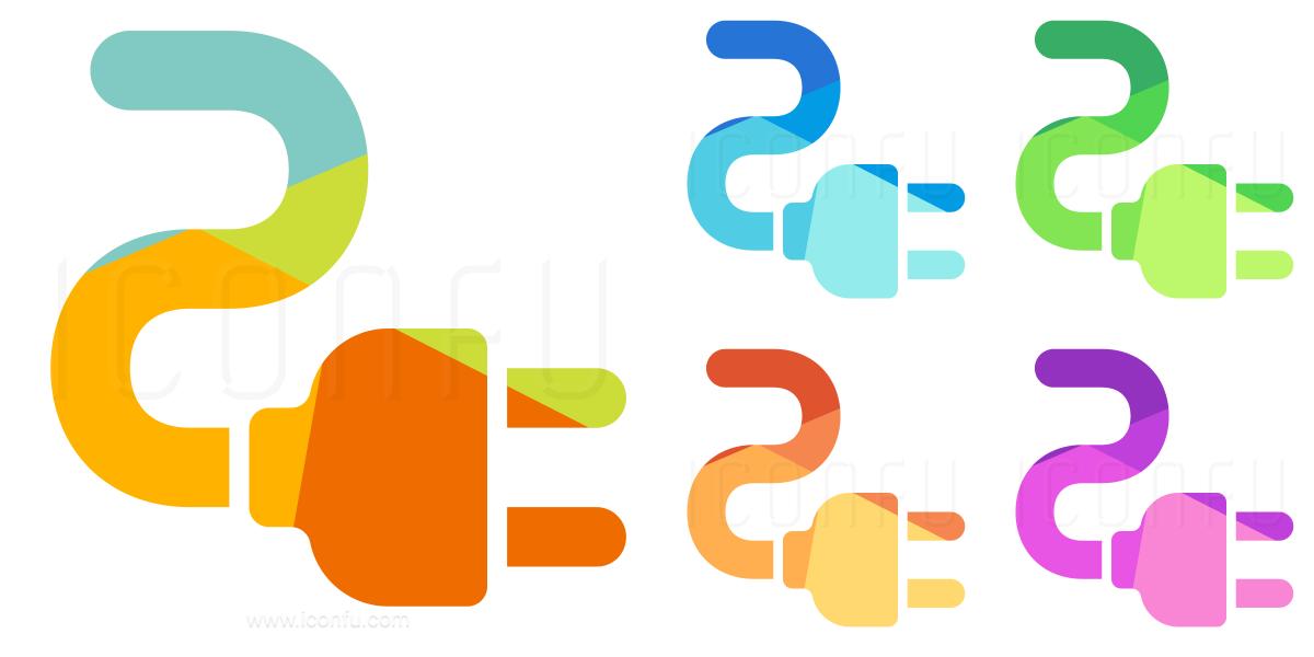 Plug Cord Icon
