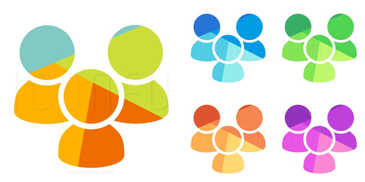 Users Three Icon