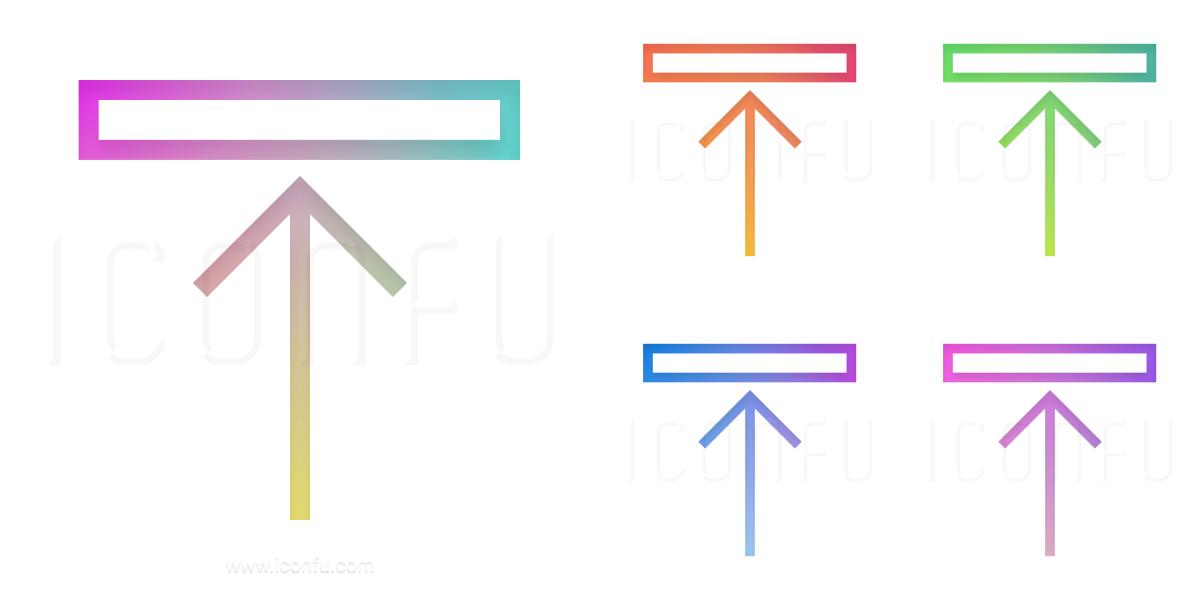 Arrow Barrier Icon