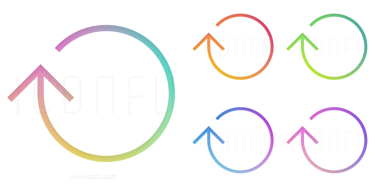 Arrow Circle Icon