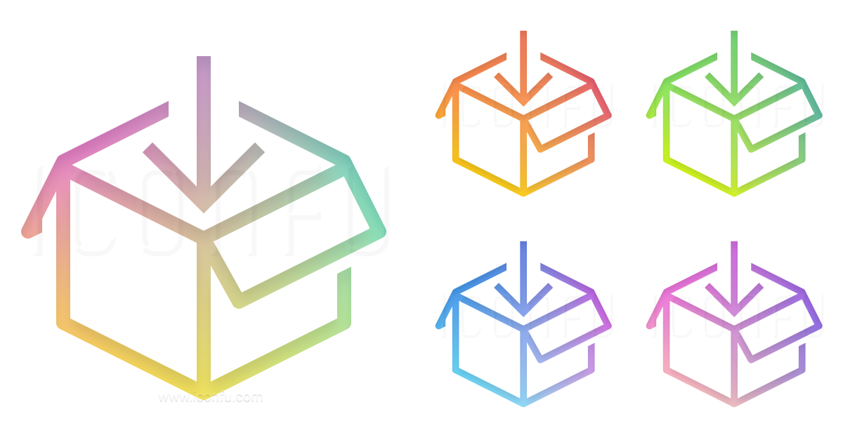 Box Into Icon