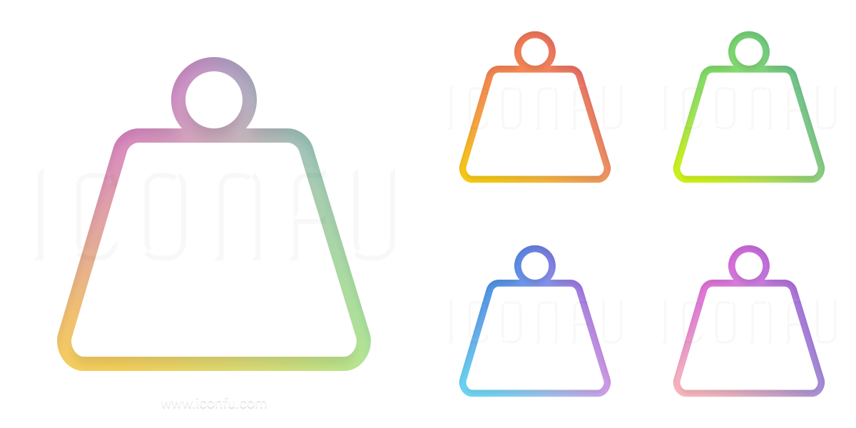 Weight Ring Icon