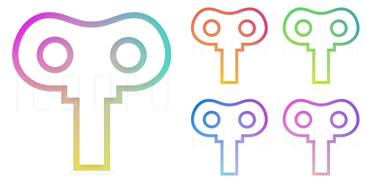 Windup Key Icon