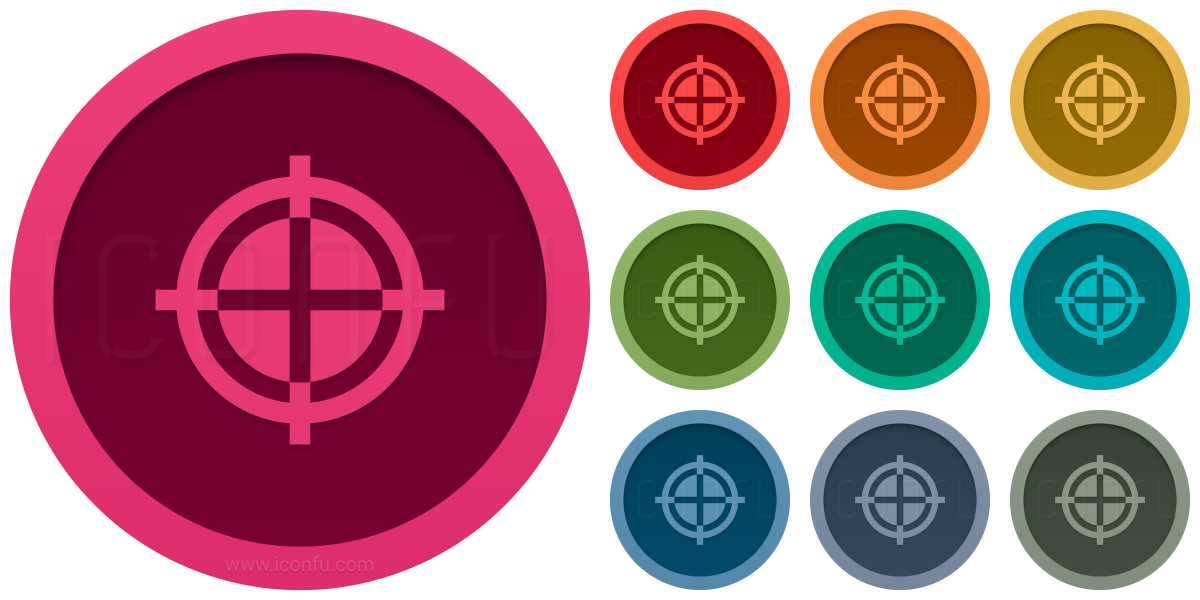 Calibration Mark Icon