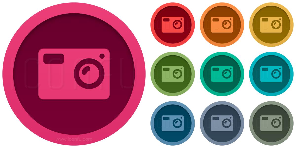 Compact Camera Icon