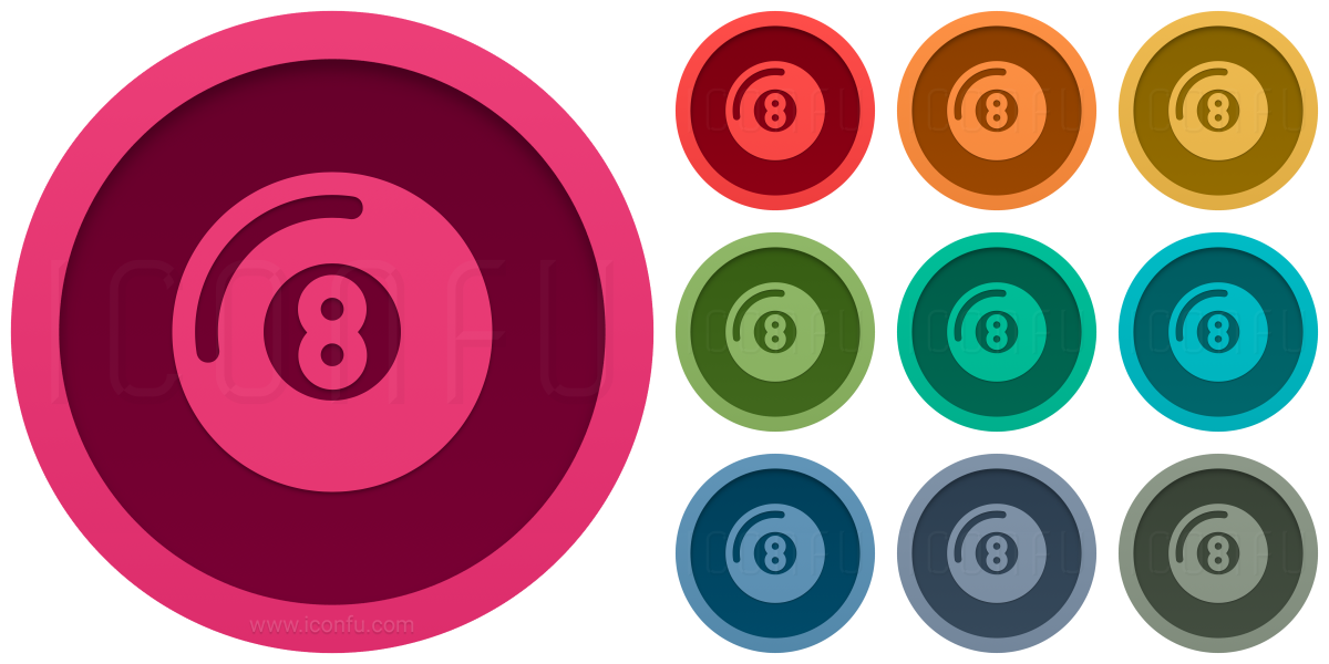 Eightball Icon