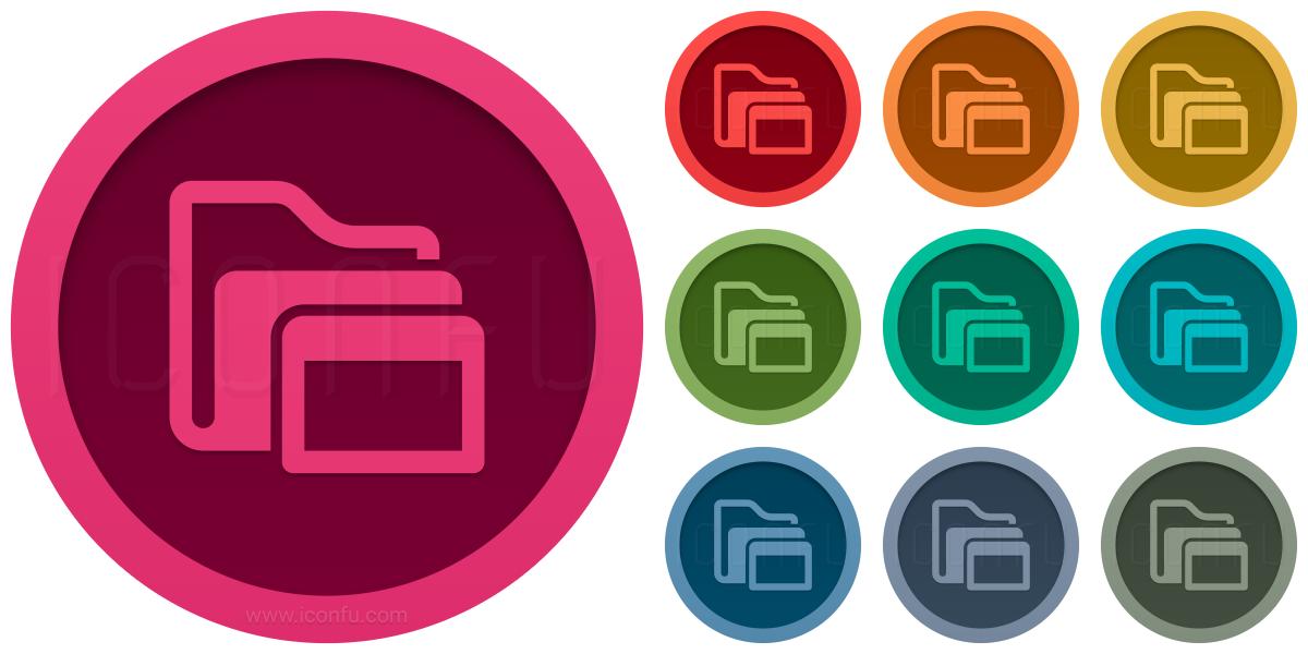 Folder Window Icon