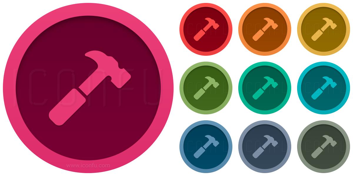 Hammer Icon