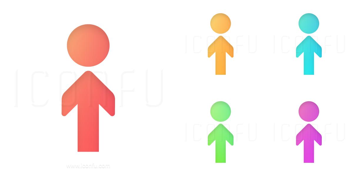 Arrow To Icon