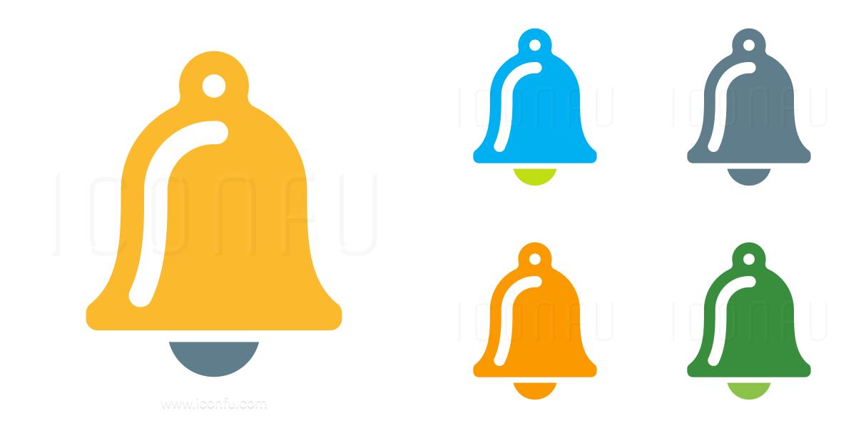 Bell Icon - Omni Style - Iconfu