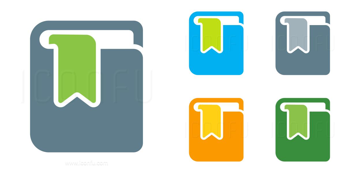 Book Bookmark Icon