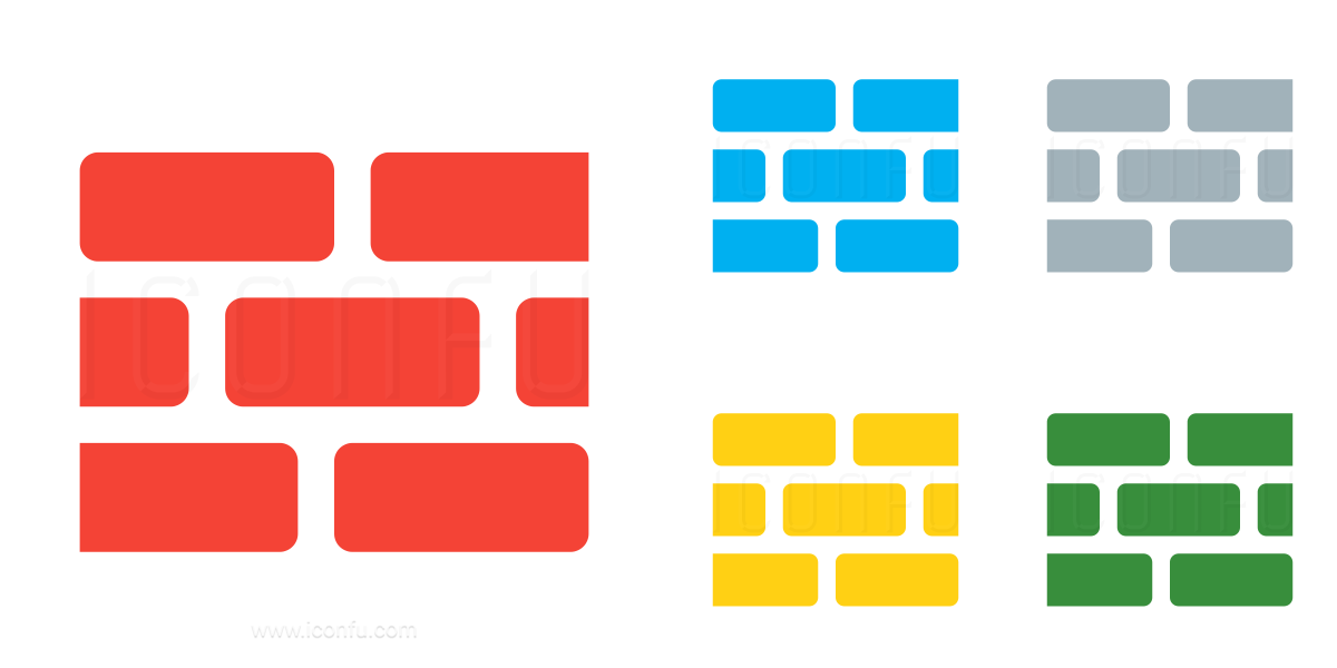 Brickwall Icon