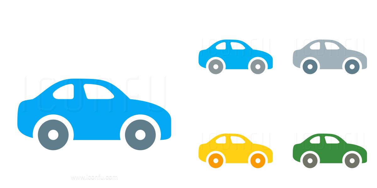 Car Sedan Icon