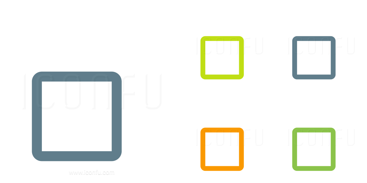 Checkbox Unchecked Icon