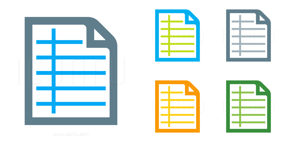 Document Notebook Icon