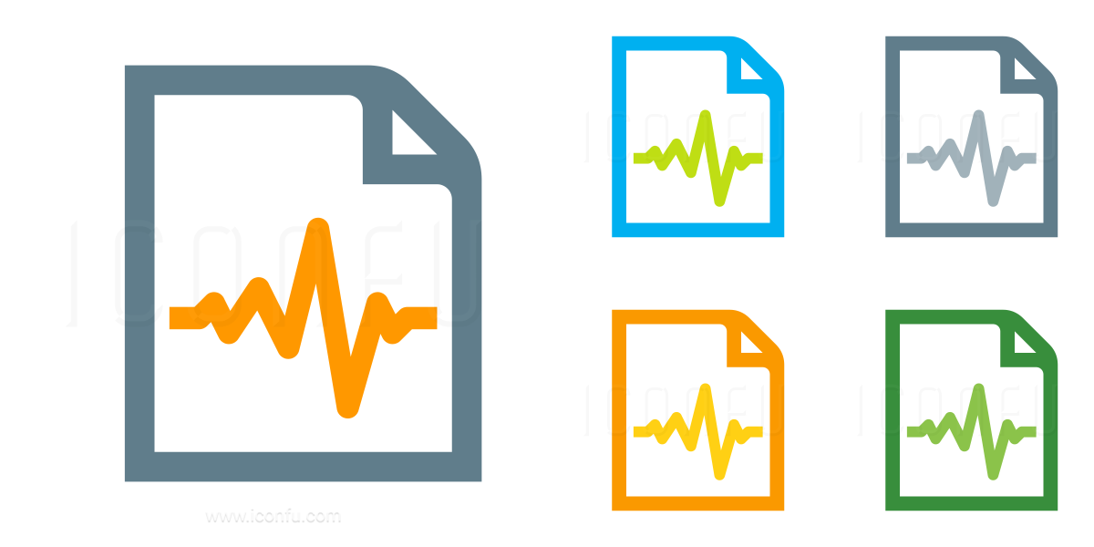 Document Pulse Icon
