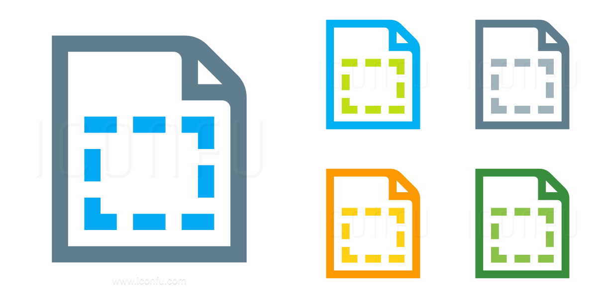 Document Selection Icon