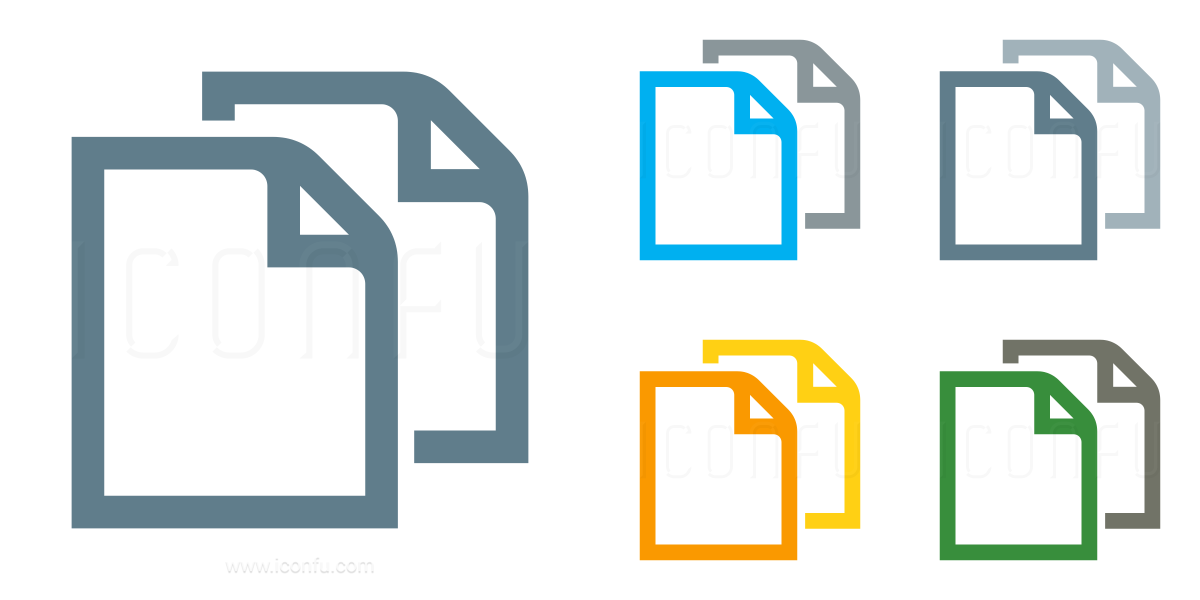 Documents Empty Icon
