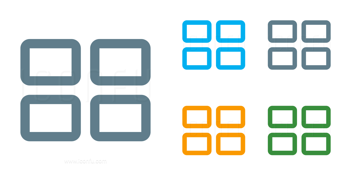 Elements Four Icon