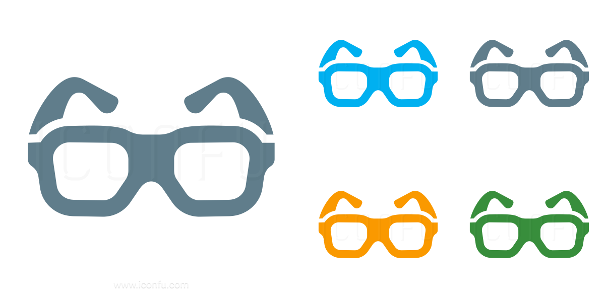 Eyeglasses Icon