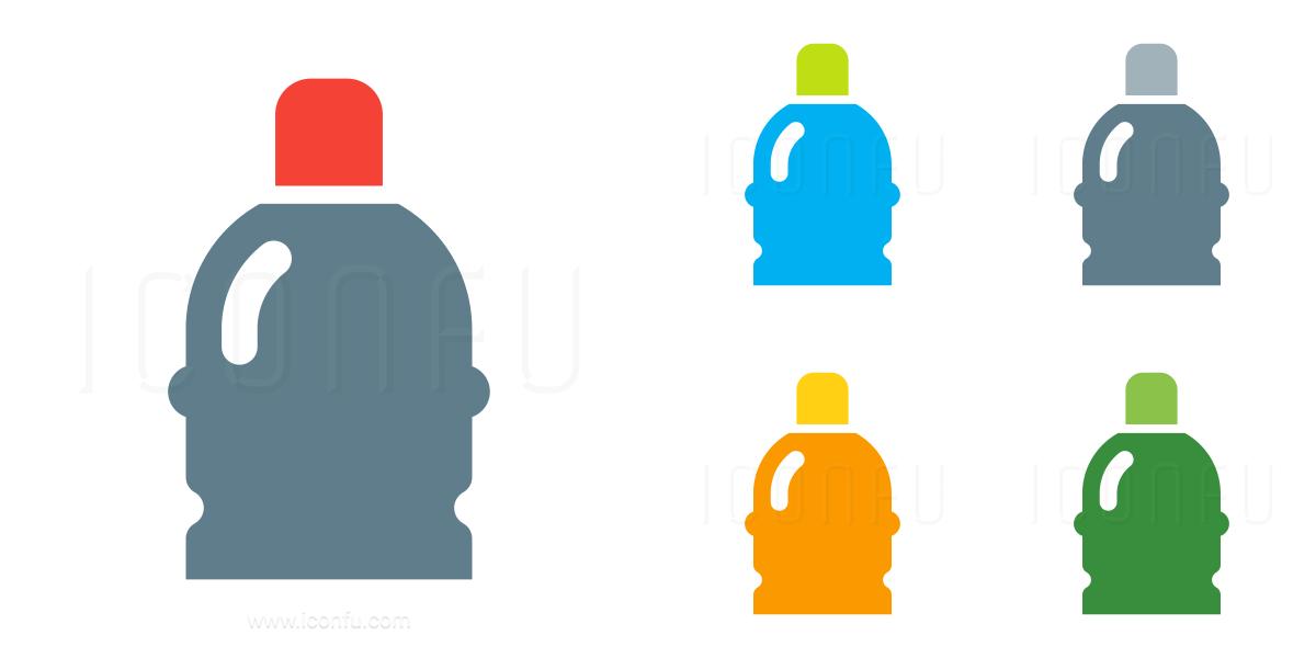 Gas Cylinder Icon