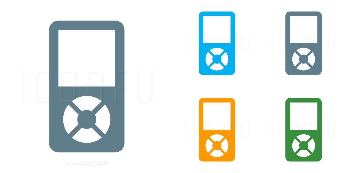 Handheld Device Icon