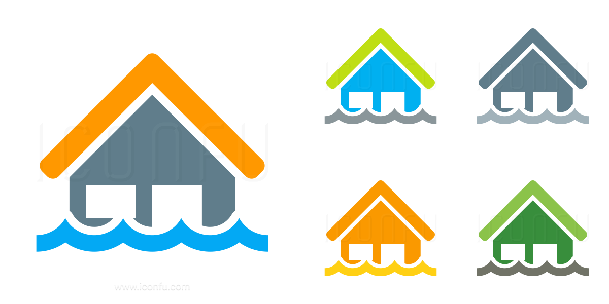 Home Water Icon