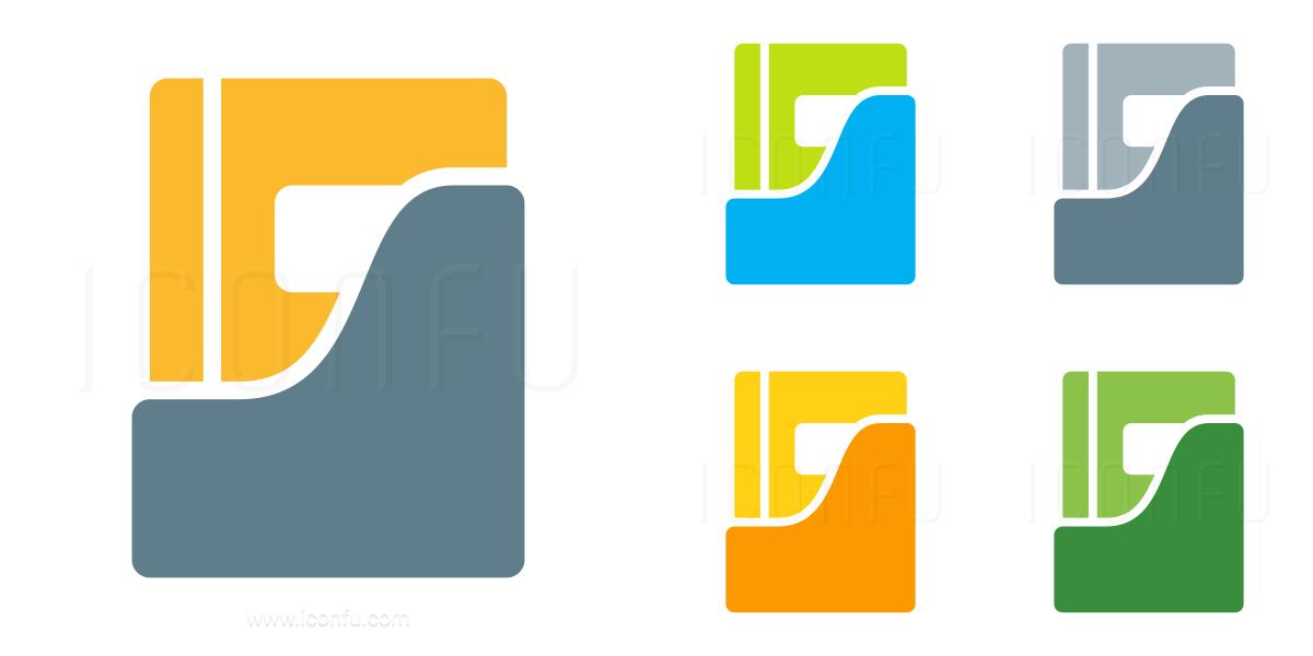 Magazine Folder Icon