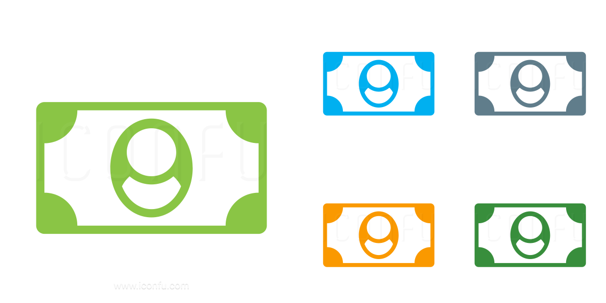 Money Bill Icon