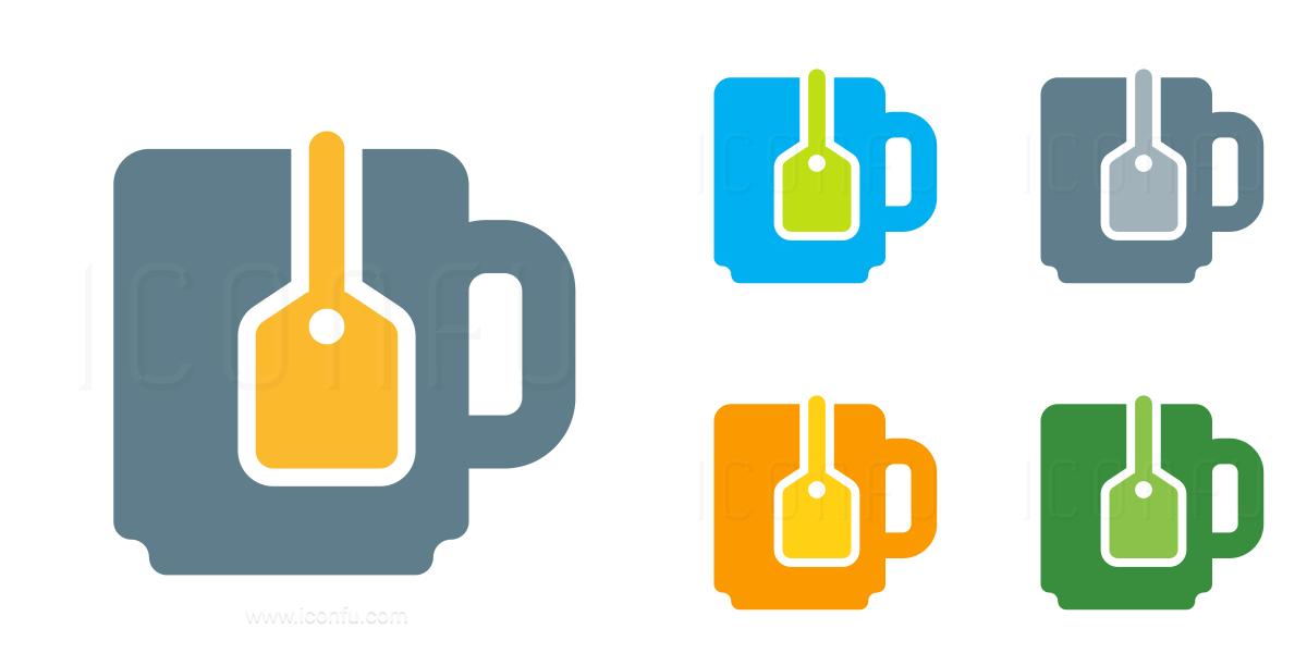 Mug Tea Icon