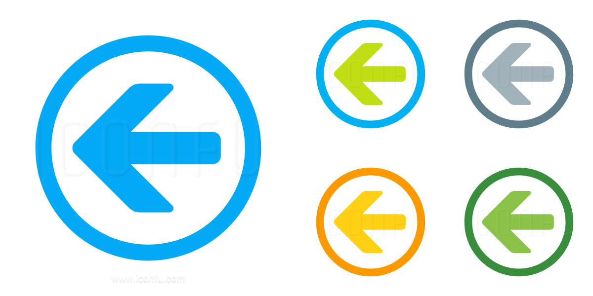 Nav Left Icon