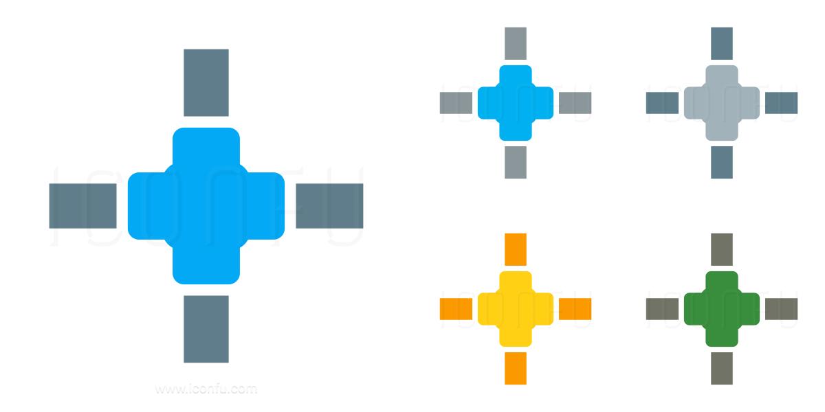 Network Node Icon
